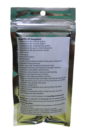Jiaogulan Capsules