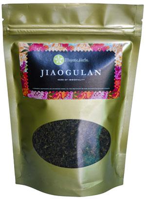 Jiaogulan Tea Front